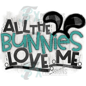 HTV All the Bunnies Love Me