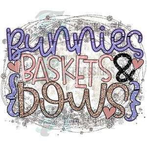 Bunnies Baskets & Bows