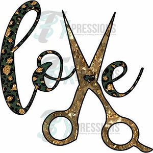 Love Scissors, Hairstylist