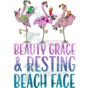 Beauty & Resting BeachFace
