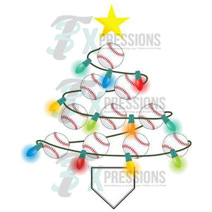 Baseball Tree - 3T Xpressions