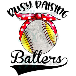 HTV Busy Raising Ballers Softball, Baseball