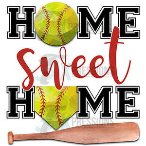 HTV Home Sweet Home Softball