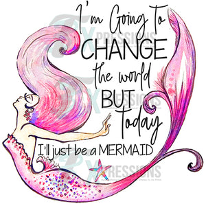 HTV Mermaid Change the World