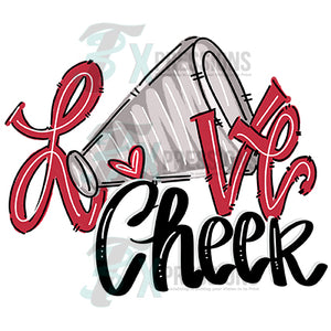 Love Cheer, Red