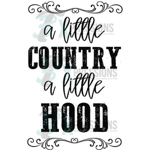 A Little Country a Little Hood