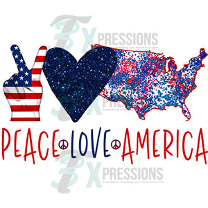 HTV Peace Love America