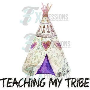 Teaching My Tribe - 3T Xpressions