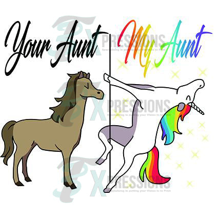 You had me at Hey Horse Valentine Sublimation Transfer