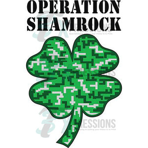 Operation Shamrock - 3T Xpressions