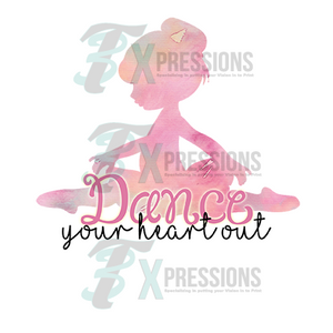 dance your heart out - 3T Xpressions