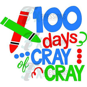 100 Days Of Cray - 3T Xpressions