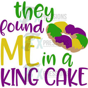 King Cake - 3T Xpressions