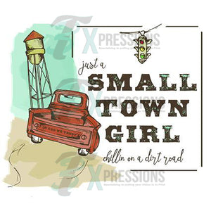 Small Town - 3T Xpressions