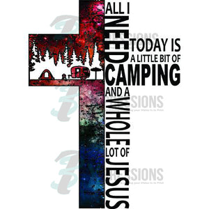 Camping And Jesus - 3T Xpressions