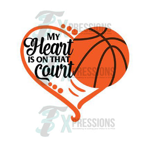 My Heart Is On That Court - 3T Xpressions