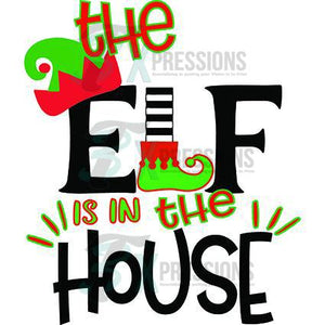 The Elf Is Here - 3T Xpressions