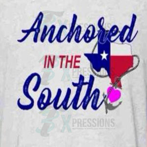 Anchored In The South - 3T Xpressions