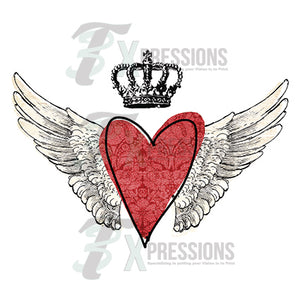 Heart Wings - 3T Xpressions