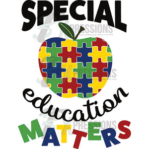 Special Education Matters - 3T Xpressions