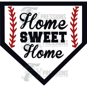 Baseball Home Sweet Home - 3T Xpressions