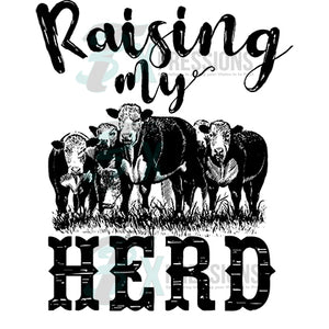 Raising My Herd