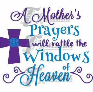 A Mothers Prayer - 3T Xpressions
