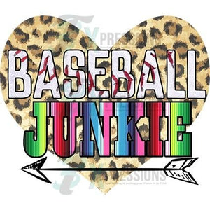 HTV Baseball Junkie - 3T Xpressions