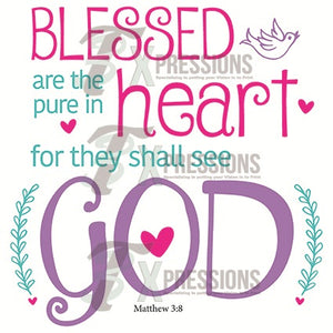 Blessed Are The Pure In Heart - 3T Xpressions