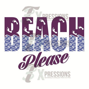 Beach Please - 3T Xpressions