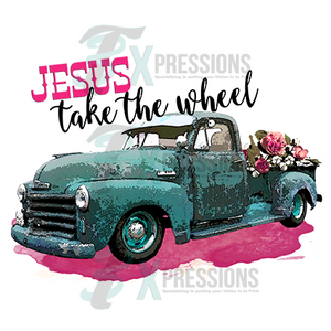 Jesus Take The Wheel - 3T Xpressions