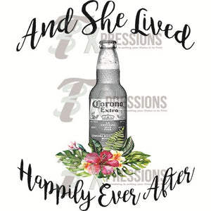 Happily Ever After, Corona - 3T Xpressions