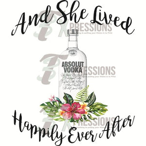 Absolute, Happily Ever After - 3T Xpressions