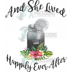 Sweat Tea, Happily Ever After - 3T Xpressions