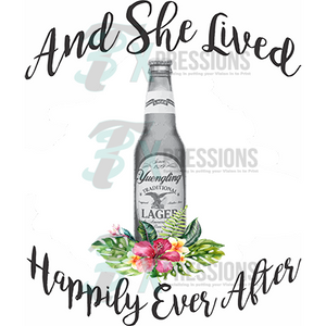 Yuengling, Happily Ever After - 3T Xpressions