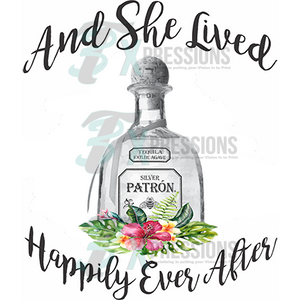 Patron, Happily Ever After - 3T Xpressions
