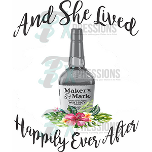 Makers Mark, Happily Ever After - 3T Xpressions
