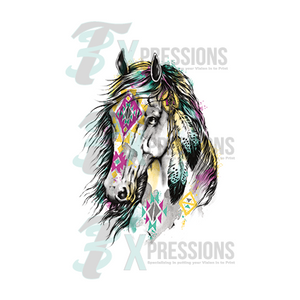 Horse Screen Printed - 3T Xpressions