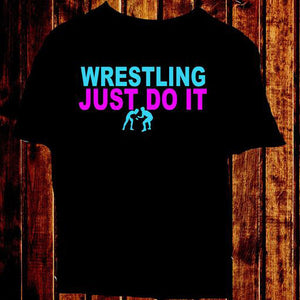 Wrestling Just Do It ! Wrestling t-shirt boys wrestling - 3T Xpressions