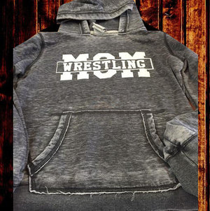 Wrestling Mom Hoodie - 3T Xpressions
