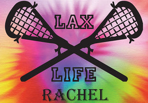 Lacrosse Beach Towel - 3T Xpressions
