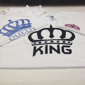 King, Queen, Princess shirt - 3T Xpressions