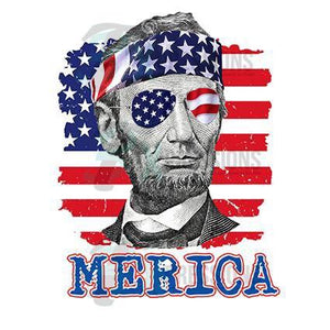 Abe Lincoln Merica