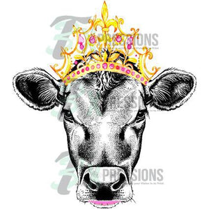 Personalized Princess Heifer