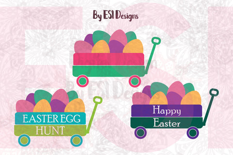 SVG Files for Easter by ESI Designs