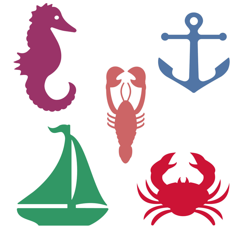 Nautical Silhouette Designs