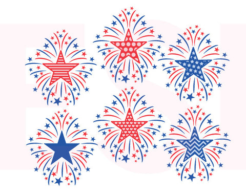 4th July Cutting Files SVG Format