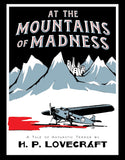 Mountains of Madness Book Cover T-shirt