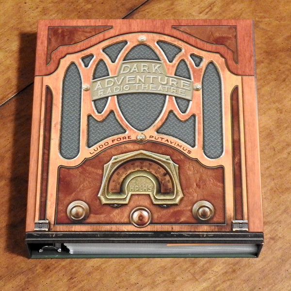 Dark Adventure Radio Theatre - Binder Sets
