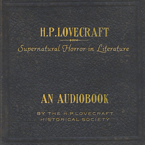 Supernatural Horror in Literature Audiobook